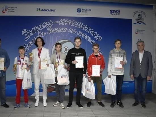 Псковский шахматист выиграл первенство России в группе юношей до 15 лет