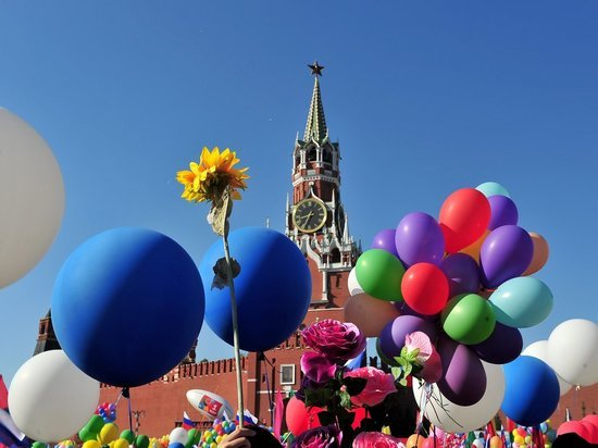 Развлечения в Москве с 1 мая: бесплатная программа