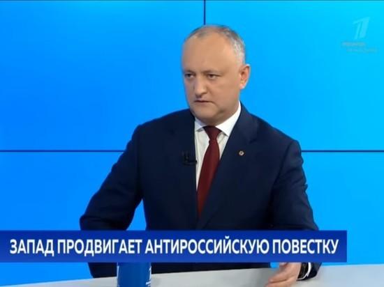 Молдова вступает в ожесточённую политическую борьбу перед выборами