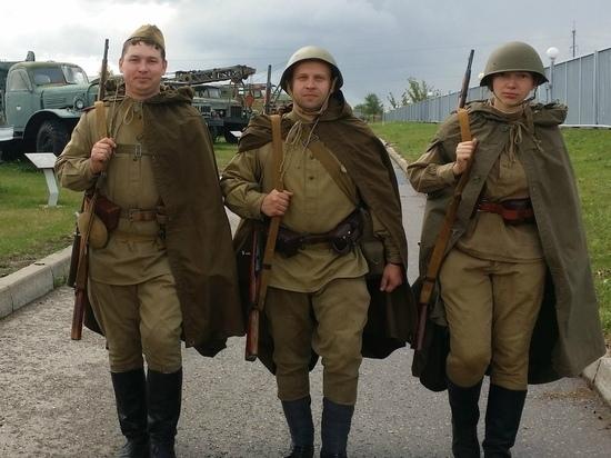 В Кирове покажут оружие Победы и форму солдат красной армии