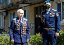 На Параде Победы в Пскове в этом году не будут участвовать делегации ветеранов