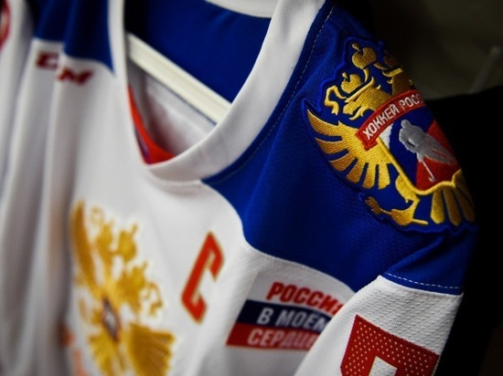 Игроки выйдут на рижский лед в свитерах с логотипом ОКР