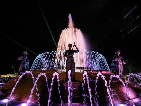 В Ставрополе открывается сезон фонтанов