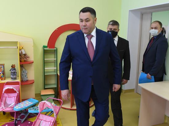 В Тверской области профинансируют ключевые инфраструктурные проекты