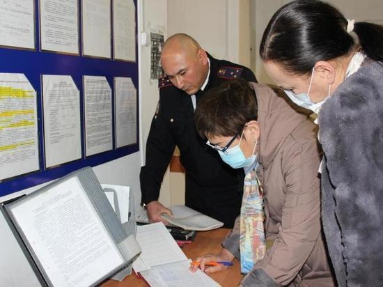 В калмыцком районе общественники проверили изолятор временного содержания