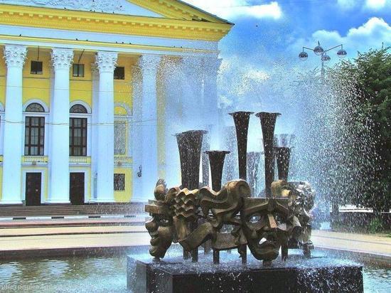 1 мая в Рязани начнут запускать фонтаны