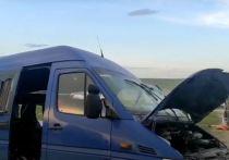 СМИ назвали имя водителя разбившегося на Ставрополье микроавтобуса с детьми