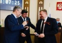 Николай Мурашко получил награду за заслуги на курортах Кавминвод