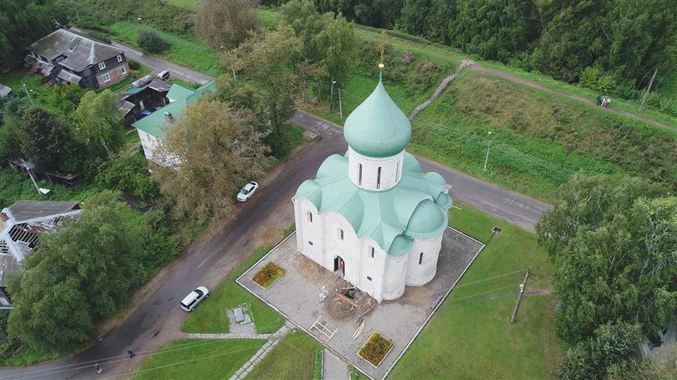 Археологи нашли место погребения сына и внука Александра Невского