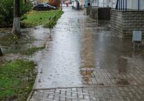 Дождь и мокрый снег прогнозируют сегодня синоптики