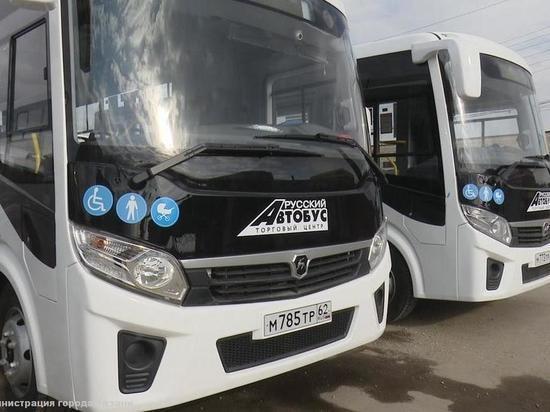 С 5 мая в Рязани маршрут №17 будут обслуживать 30 автобусов