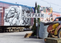 Любимов пригласил рязанцев посетить передвижной музей «Поезд Победы»