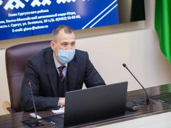 Глава Сургутского района претендует на место в Госдуме