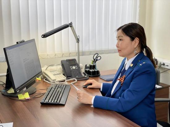 В калмыцком районе прокуратурой выявлены нарушения в работе приставов