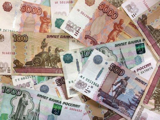 В томских банках выявили фальшивые банкноты на сумму свыше 200 тыс. рублей