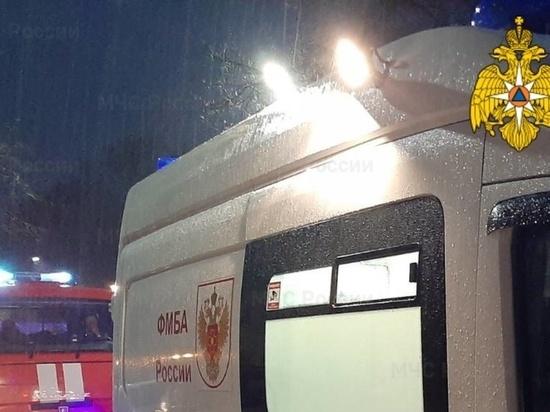 Пешеход попал под колеса легковушки в Обнинске