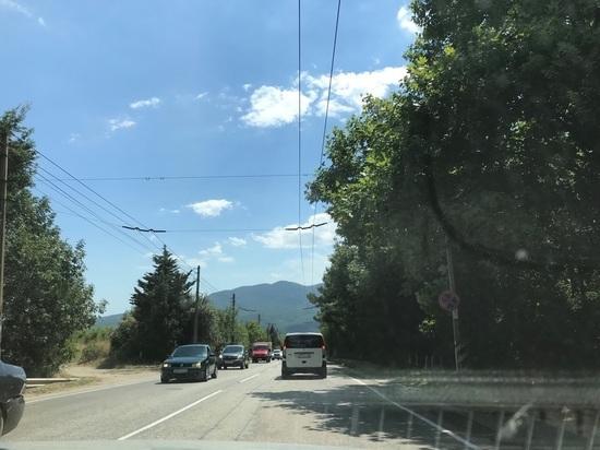 Аксенов: стройку в Форосском парке приостановили до осени