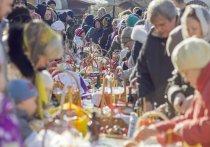 Пасха-2021: освящение куличей и расписание праздничных богослужений в Новосибирске