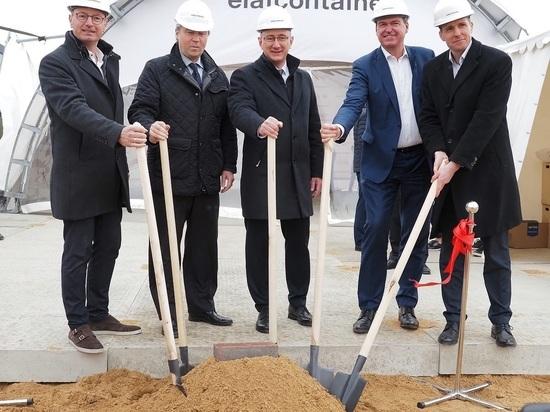 В Калужской области построят завод блок-контейнеров за 10 млн евро