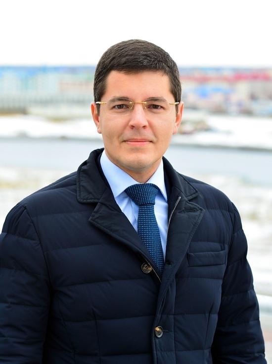 Глава ЯНАО поздравил жителей региона с Первомаем