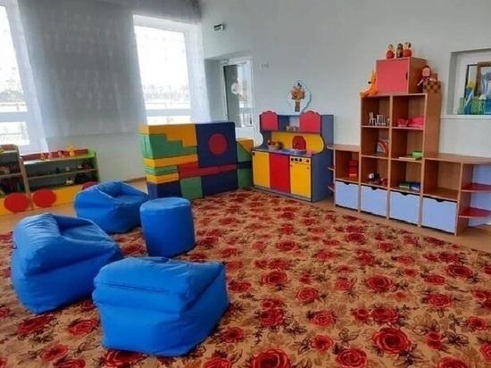 """В калмыцком поселке Цаган Аман открыли детсад """"Байр"""""""