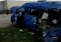 Пятеро детей погибли в аварии на трассе Астрахань - Ставрополь