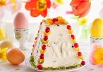 Обезжиренная, шоколадная и со сгущенкой: рецепты творожной пасхи от «МК Ямал»