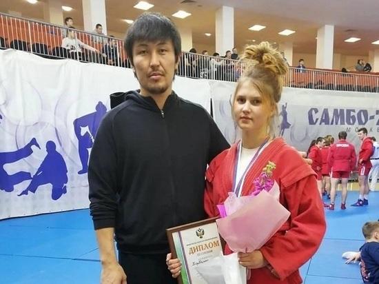 Студентка КалмГУ завоевала бронзу на престижном соревновании
