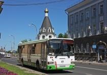 Как будут ходить городские автобусы на майских праздниках, рассказали псковичам