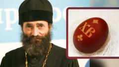 Почему на Пасху яйца красят в красный цвет: видеоответ монаха