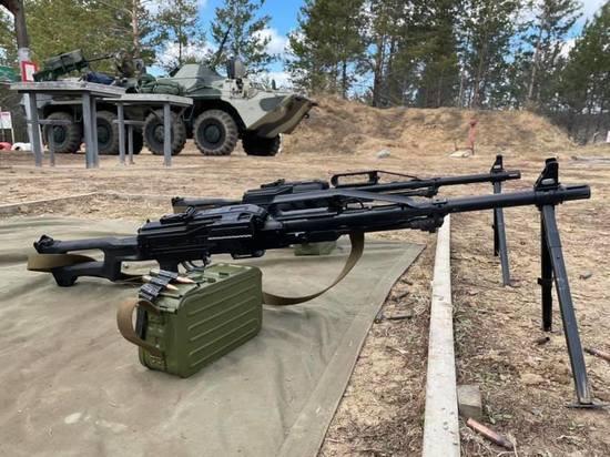 Спецподразделения Сибири состязались на стрелковом турнире в Бурятии
