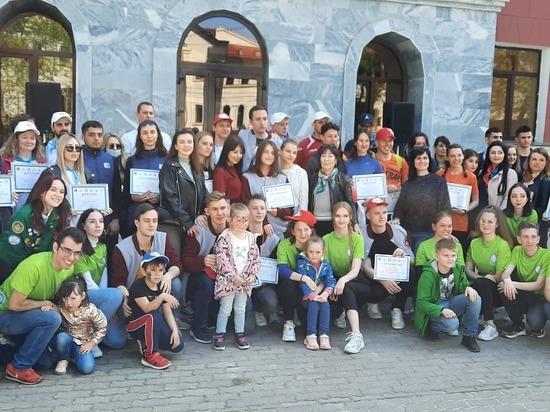 На Ставрополье встретили Первомай