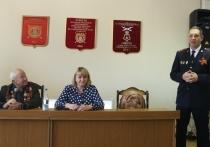 Ветеран рассказал росгвардейцам о войне на встрече в Пятигорске