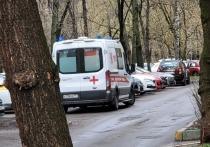 Маленький мальчик пострадал сегодня днем при возгорании автомобиля в микрорайоне Юбилейный города Серебряные пруды (Московская область)