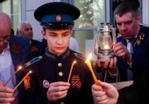 На Ставрополье Благодатный огонь встретили первыми в России