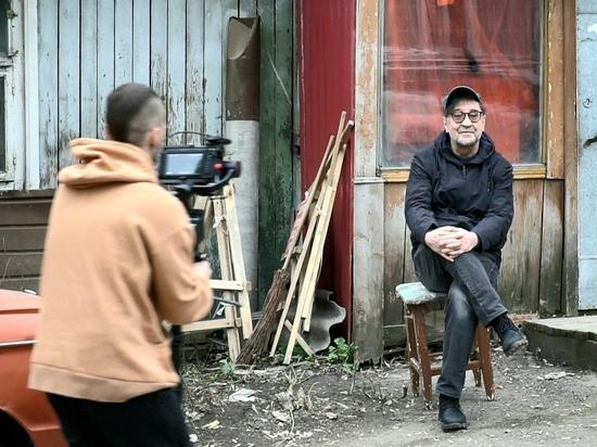 Легендарный рокер три дня снимал в столице Башкирии клип о родном городе