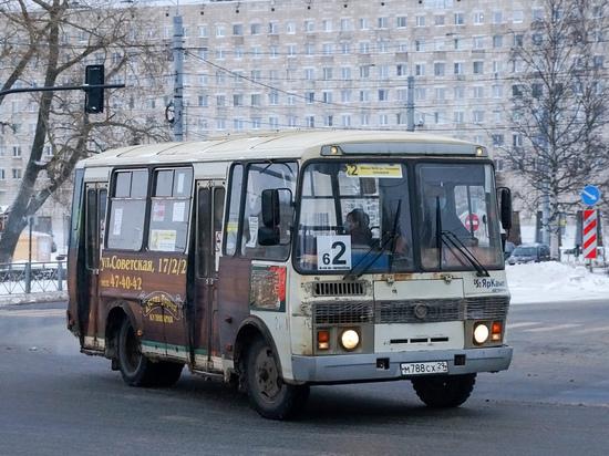 Из-за жалоб жителей Архангельска автобусный маршрут 62 вернулся к прежней схеме