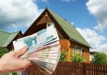 Калмыцкие дачники смогут вернуть часть налогов
