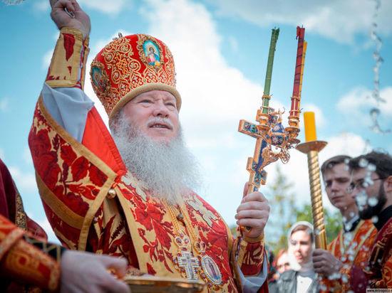 Митрополит Улан-Удэнский и Бурятский поздравил жителей Бурятии с Пасхой