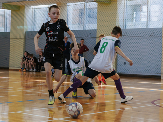 Юные футболисты из Хабаровского края поедут на всероссийский финал в Сочи