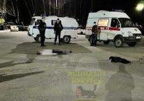Возле ночного клуба «Дикая лошадь» в Иркутске на парковке нашли тело мужчины