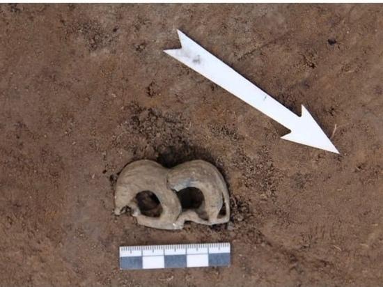 В Красноярске археологи нашли предметы железного века и эпохи неолита