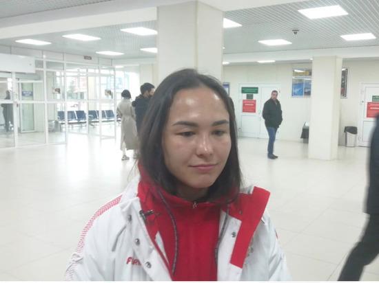 Чемпионка Европы Стальвира Оршуш привезла в Улан-Удэ третье «золото»