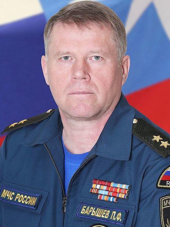 Павел Барышев, бывший глава ярославских пожарных, оставил должность замминистра МЧС