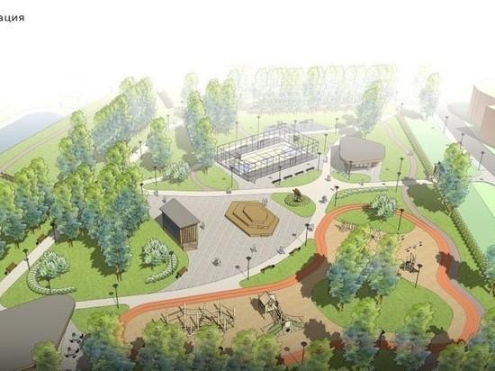Костромская урбанистика: в Чухломе прошли обсуждения проекта реконструкции городского парка