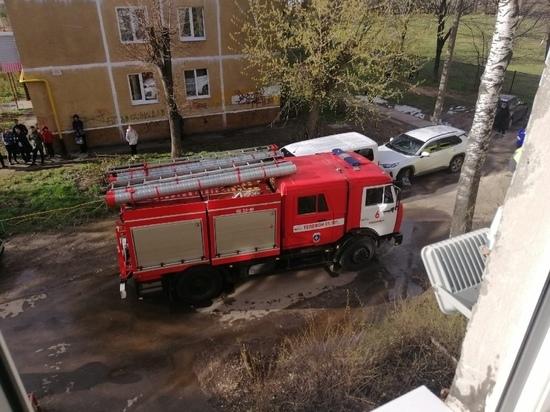 В Иванове в пожаре погибли три человека