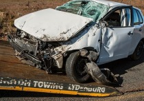 На Кубани в ДТП с рейсовым автобусом погиб водитель иномарки