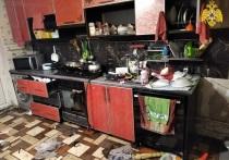 В Калужской области в пасхальную ночь человек пострадал на пожаре