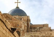 Бийск станет единственным городом Алтайского края, куда будет привезен Благодатный огонь из Храма Воскресенья Христова в Иерусалиме.