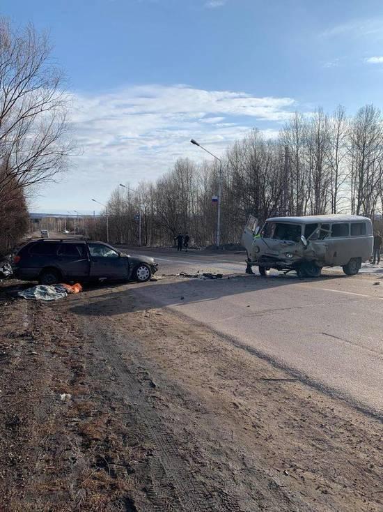 Женщина погибла в ДТП у посёлка Чульман в Якутии